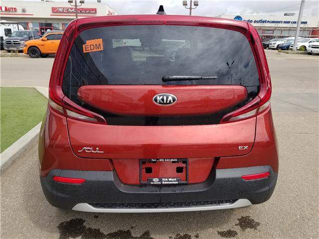 2020 Kia Soul EX Limited (Stk: 21830) in Edmonton - Image 6 of 19