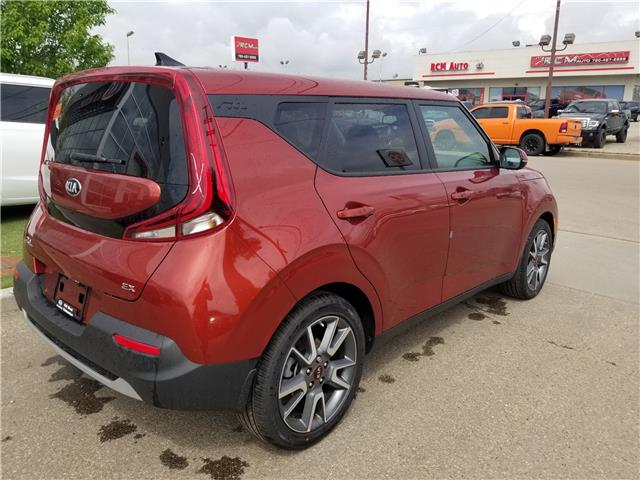 2020 Kia Soul EX Limited (Stk: 21830) in Edmonton - Image 7 of 19