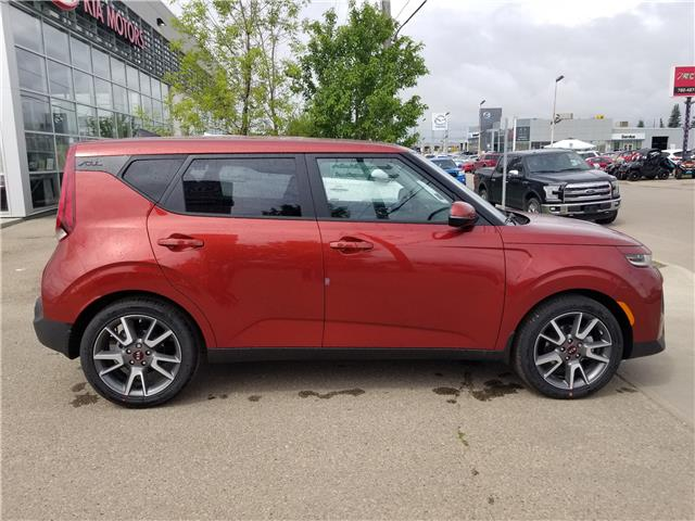 2020 Kia Soul EX Limited (Stk: 21830) in Edmonton - Image 8 of 19