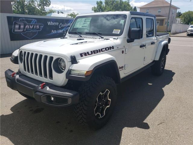 2020 Jeep Gladiator Rubicon (Stk: 15454) in Fort Macleod - Image 1 of 22