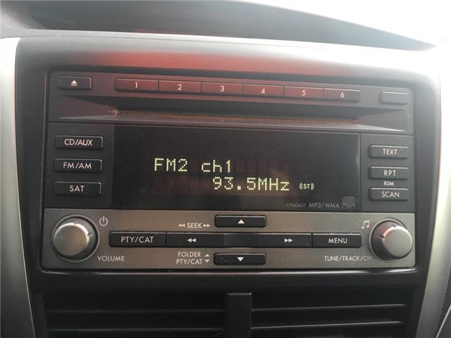 2010 Subaru Forester 2.5 X (Stk: 1710W) in Oakville - Image 24 of 29