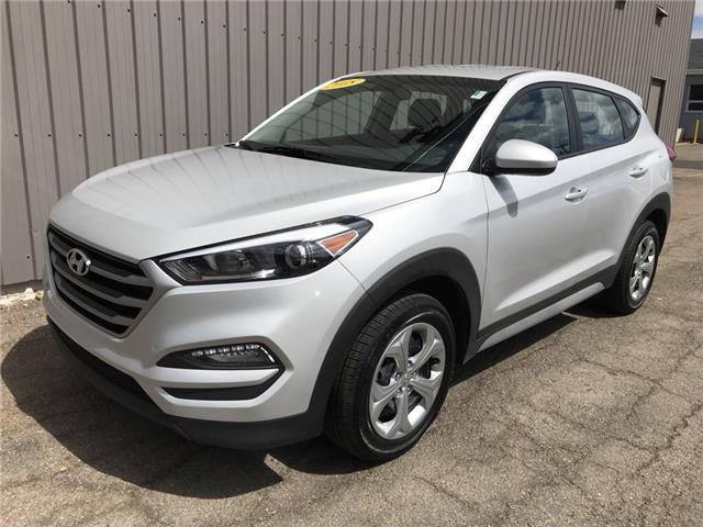 2018 Hyundai Tucson Premium 2.0L (Stk: U3475) in Charlottetown - Image 1 of 21