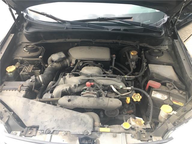 2010 Subaru Forester 2.5 X (Stk: 1710W) in Oakville - Image 29 of 29