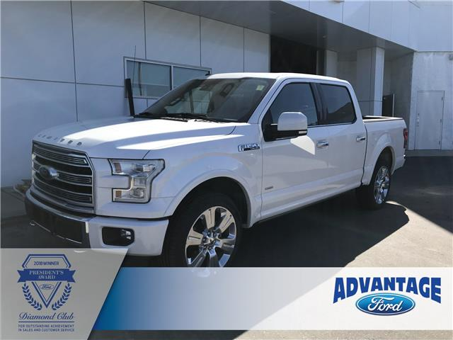 2016 Ford F-150 Limited (Stk: K-1760A) in Calgary - Image 1 of 23