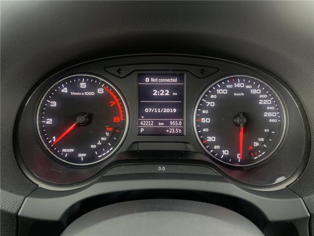 2016 Audi A3 1.8T Komfort (Stk: B8726) in Oakville - Image 17 of 23
