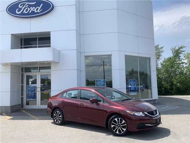 2014 Honda Civic EX (Stk: 19314A) in Smiths Falls - Image 1 of 1