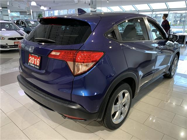 2016 Honda HR-V EX (Stk: 16239A) in North York - Image 8 of 19