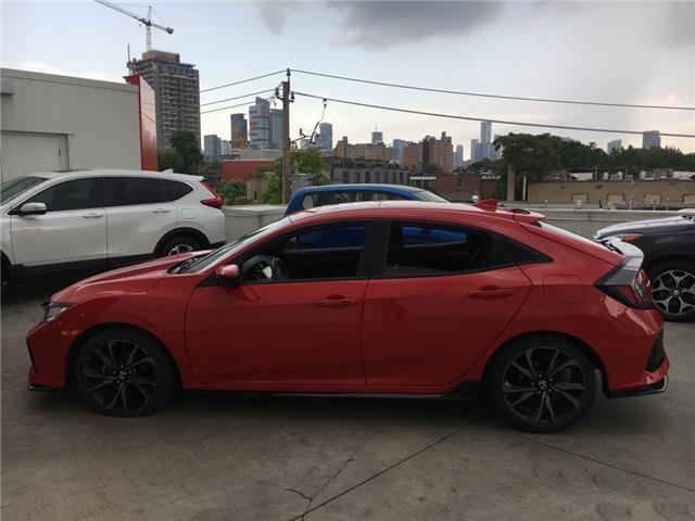 2017 Honda Civic Sport (Stk: A19723A) in Toronto - Image 2 of 25