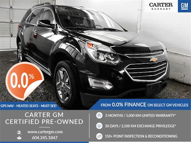 2016 Chevrolet Equinox LT (Stk: P9-58970) in Burnaby - Image 1 of 24