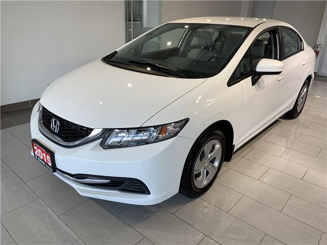 2015 Honda Civic LX (Stk: 16242A) in North York - Image 3 of 20
