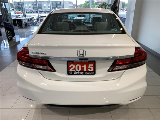 2015 Honda Civic LX (Stk: 16242A) in North York - Image 7 of 20