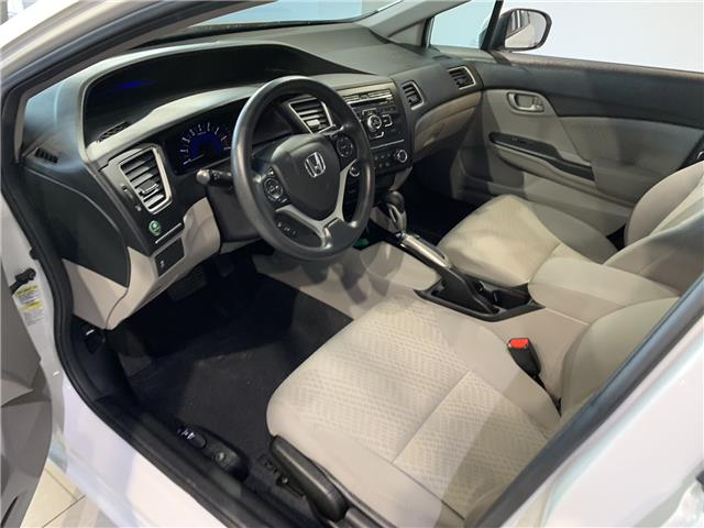 2015 Honda Civic LX (Stk: 16242A) in North York - Image 12 of 20