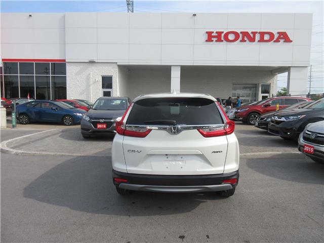 2018 Honda CR-V LX (Stk: 27106L) in Ottawa - Image 3 of 18