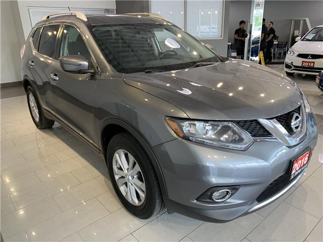 2016 Nissan Rogue  (Stk: 16251A) in North York - Image 1 of 22