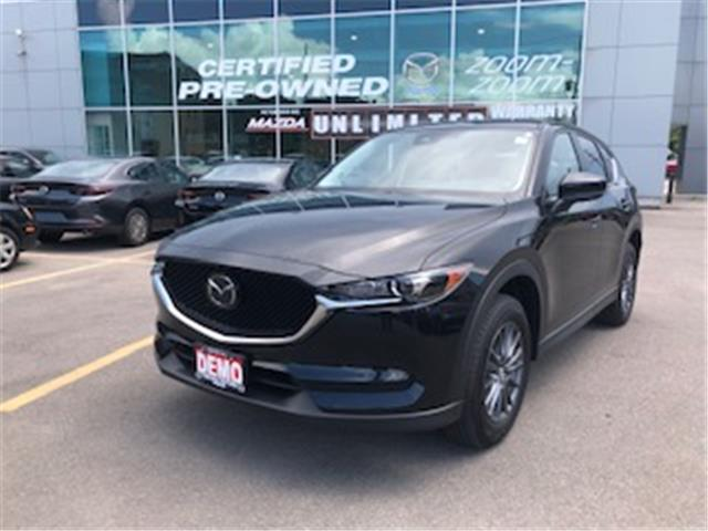 2019 Mazda CX-5 GS (Stk: D-19095) in Toronto - Image 1 of 18
