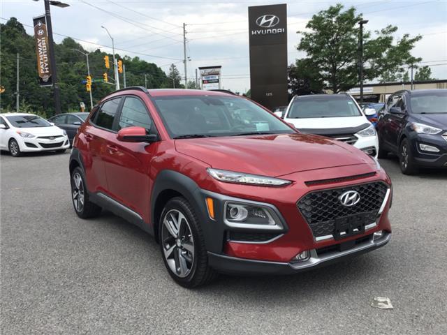 2019 Hyundai Kona 1.6T Ultimate (Stk: R95747) in Ottawa - Image 1 of 11