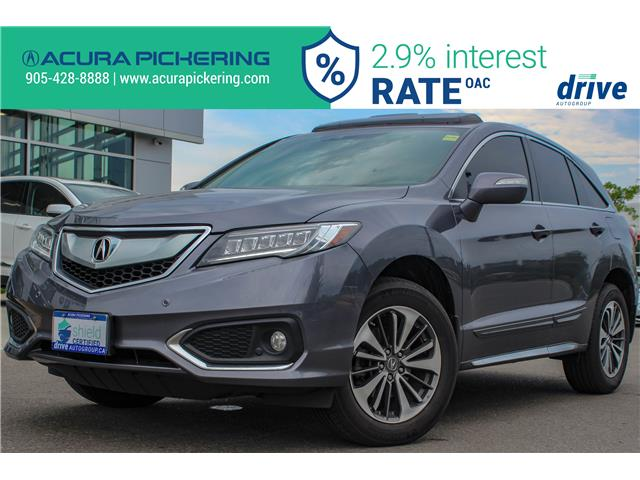 2017 Acura RDX Elite (Stk: AT234A) in Pickering - Image 1 of 22