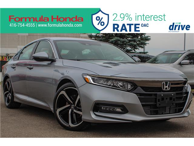 2018 Honda Accord Sport (Stk: B11279) in Scarborough - Image 1 of 30