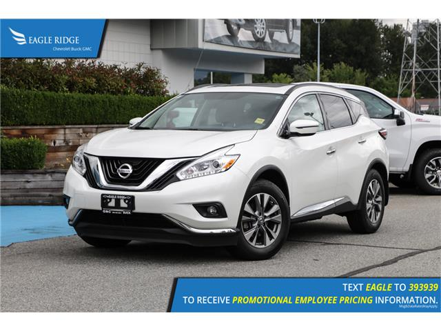 2017 Nissan Murano SV (Stk: 179126) in Coquitlam - Image 1 of 18
