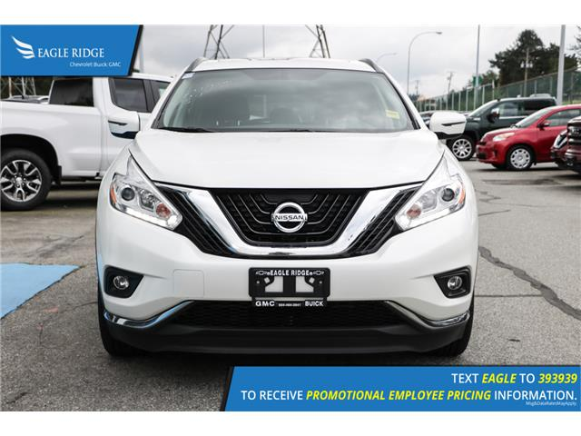 2017 Nissan Murano SV (Stk: 179126) in Coquitlam - Image 2 of 18