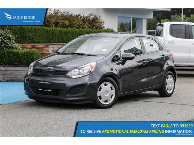 2014 Kia Rio LX+ (Stk: 149115) in Coquitlam - Image 1 of 15