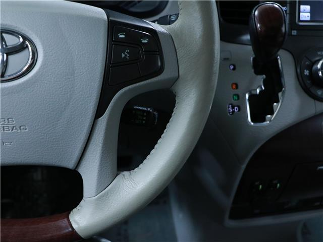 2014 Toyota Sienna XLE 7 Passenger (Stk: 195652) in Kitchener - Image 11 of 34
