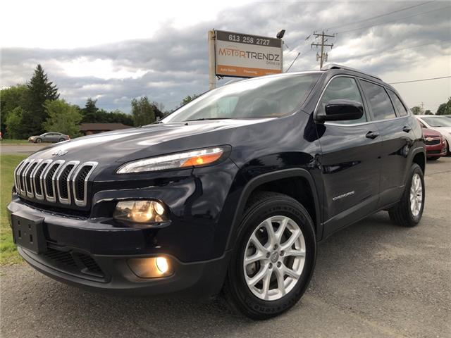 2015 Jeep Cherokee North (Stk: -) in Kemptville - Image 1 of 29