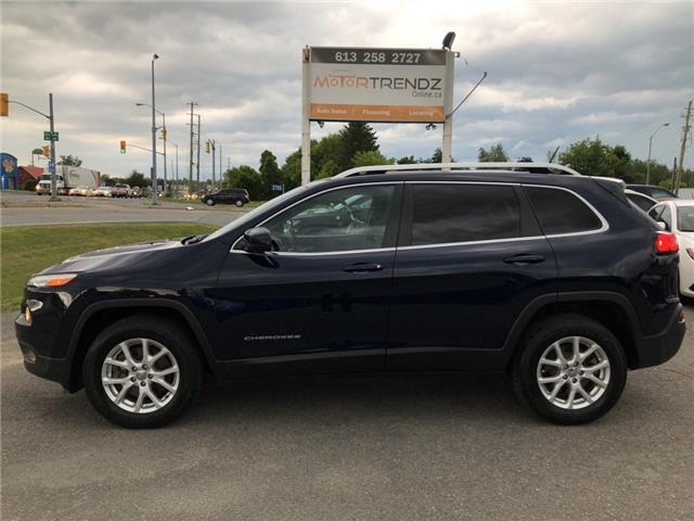 2015 Jeep Cherokee North (Stk: -) in Kemptville - Image 2 of 29