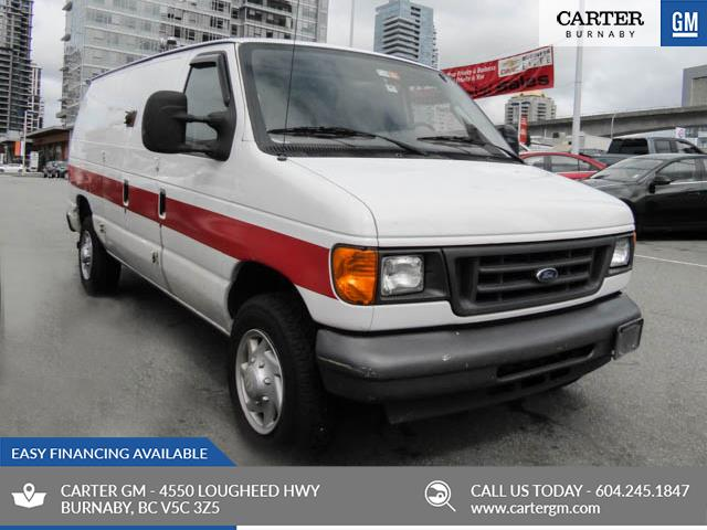 2007 Ford E-250 Commercial (Stk: F7-52641) in Burnaby - Image 1 of 1