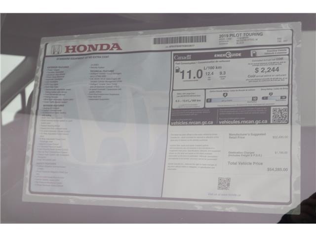 2019 Honda Pilot Touring (Stk: 219546) in Huntsville - Image 13 of 36