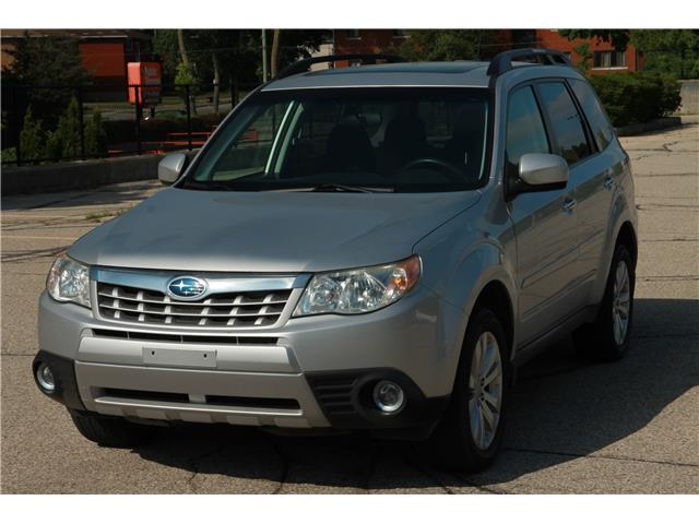 2011 Subaru Forester 2.5 X Touring Package (Stk: 1906271) in Waterloo - Image 1 of 26