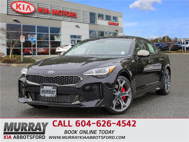 2019 Kia Stinger GT Limited (Stk: ST98360) in Abbotsford - Image 1 of 10