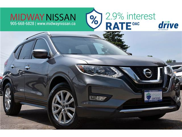 2017 Nissan Rogue SV (Stk: KC822928A) in Whitby - Image 1 of 34