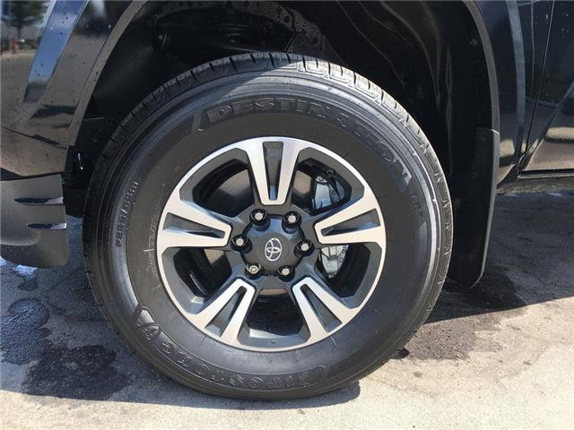 2019 Toyota Tacoma 4Wd TRD SPORT D.CAB 4X4 ALLOYS, FOG, PUSH BUTTON START (Stk: 44866A) in Brampton - Image 2 of 27