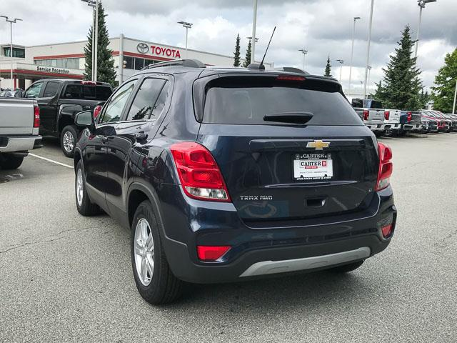 2019 Chevrolet Trax LT (Stk: 9TX66880) in North Vancouver - Image 3 of 13