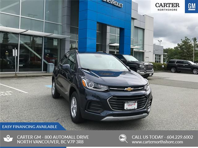 2019 Chevrolet Trax LT (Stk: 9TX66880) in North Vancouver - Image 1 of 13
