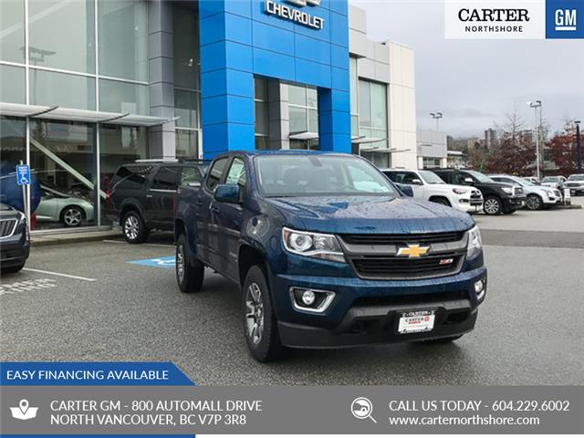2019 Chevrolet Colorado Z71 (Stk: 9CL29820) in North Vancouver - Image 1 of 13