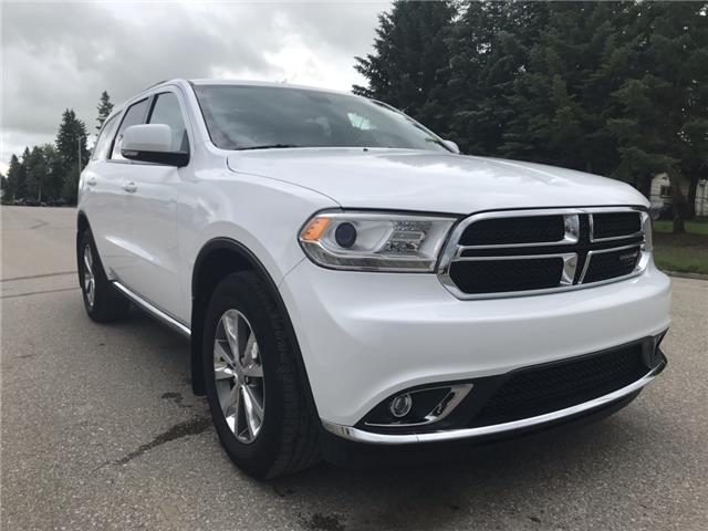 2015 Dodge Durango Limited (Stk: T19-127A) in Nipawin - Image 1 of 24