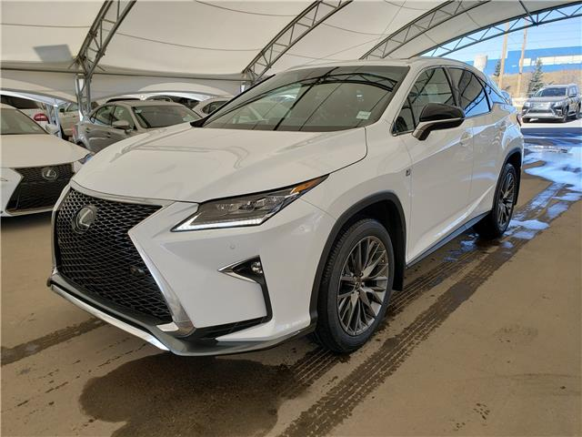 2019 Lexus RX 350 Base (Stk: L19540) in Calgary - Image 2 of 5