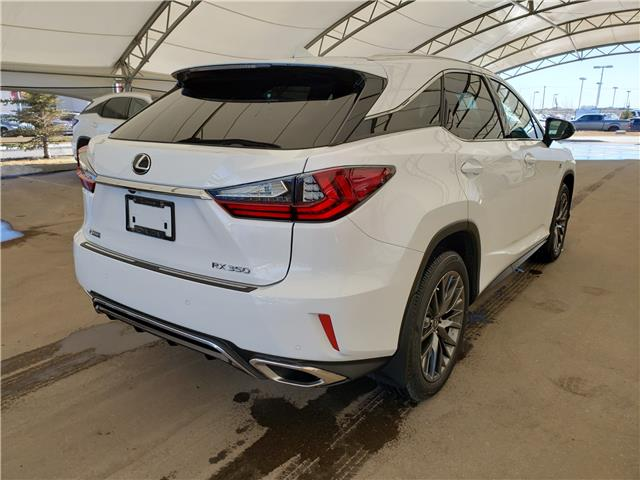 2019 Lexus RX 350 Base (Stk: L19540) in Calgary - Image 4 of 5