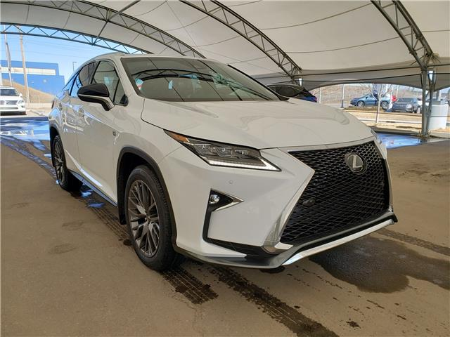 2019 Lexus RX 350 Base (Stk: L19540) in Calgary - Image 1 of 5