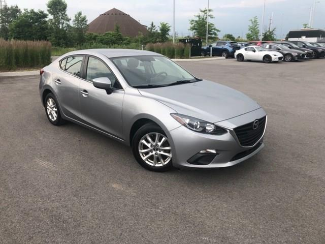 2015 Mazda Mazda3 GS (Stk: BHM201) in Ottawa - Image 1 of 19