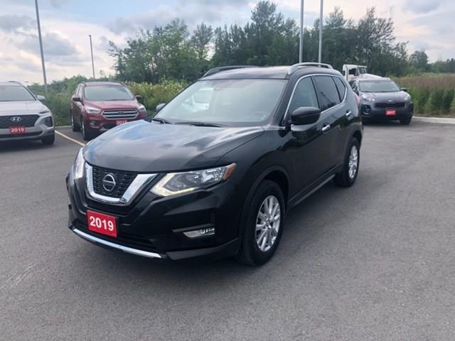 2019 Nissan Rogue  (Stk: MX1081) in Ottawa - Image 7 of 20