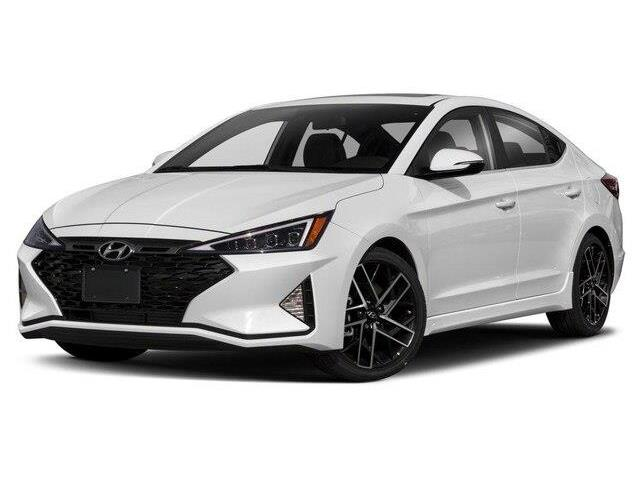 2019 Hyundai Elantra Sport (Stk: 859881) in Whitby - Image 1 of 9