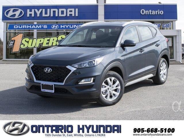 2019 Hyundai Tucson Preferred (Stk: 900138) in Whitby - Image 1 of 19