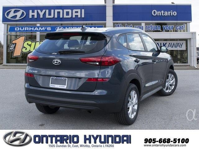 2019 Hyundai Tucson Preferred (Stk: 900138) in Whitby - Image 7 of 19