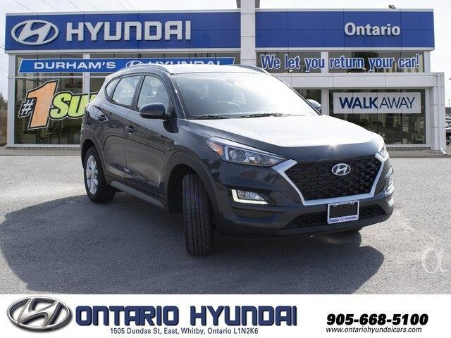 2019 Hyundai Tucson Preferred (Stk: 900138) in Whitby - Image 8 of 19