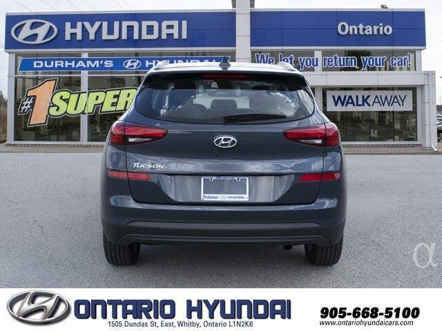 2019 Hyundai Tucson Preferred (Stk: 900138) in Whitby - Image 16 of 19