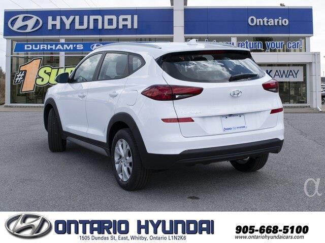 2019 Hyundai Tucson Preferred (Stk: 976783) in Whitby - Image 6 of 19