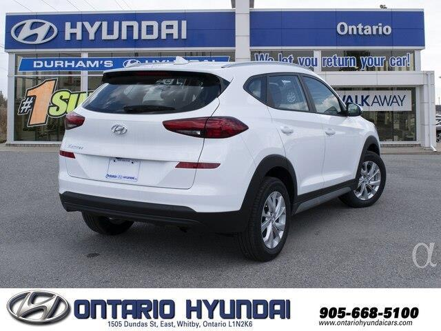 2019 Hyundai Tucson Preferred (Stk: 976783) in Whitby - Image 7 of 19